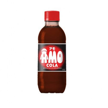 Minuman Bersoda Amo Csd Cola 215ml