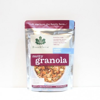 Brookfarm Nutty Granola 350 Gr